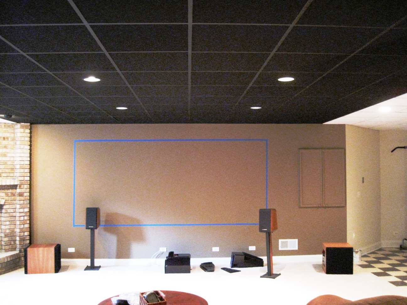 Black ceiling tiles dailygadgetfo Images