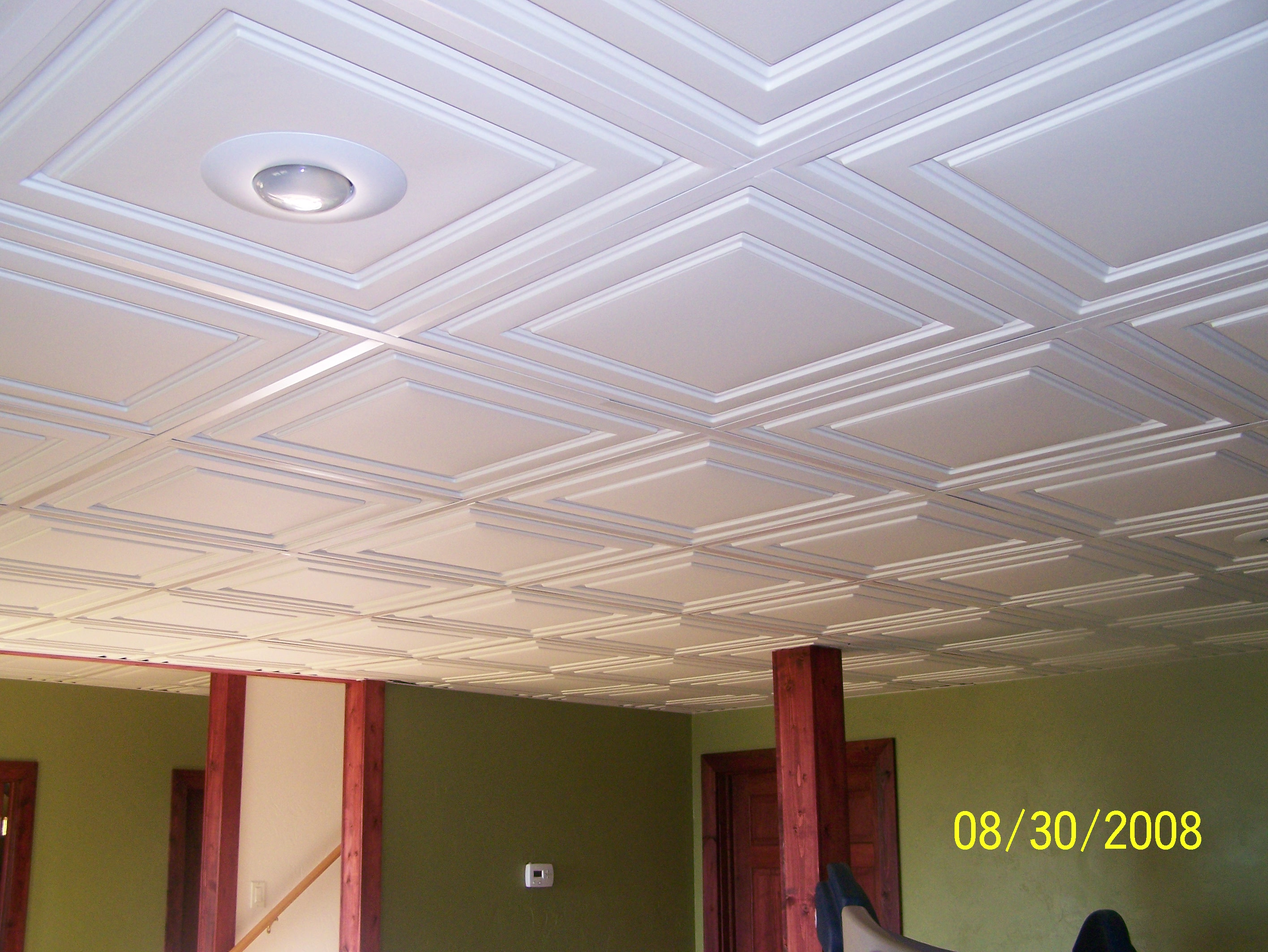 Intersource specialties company ceilume pvc ceiling tiles dailygadgetfo Images