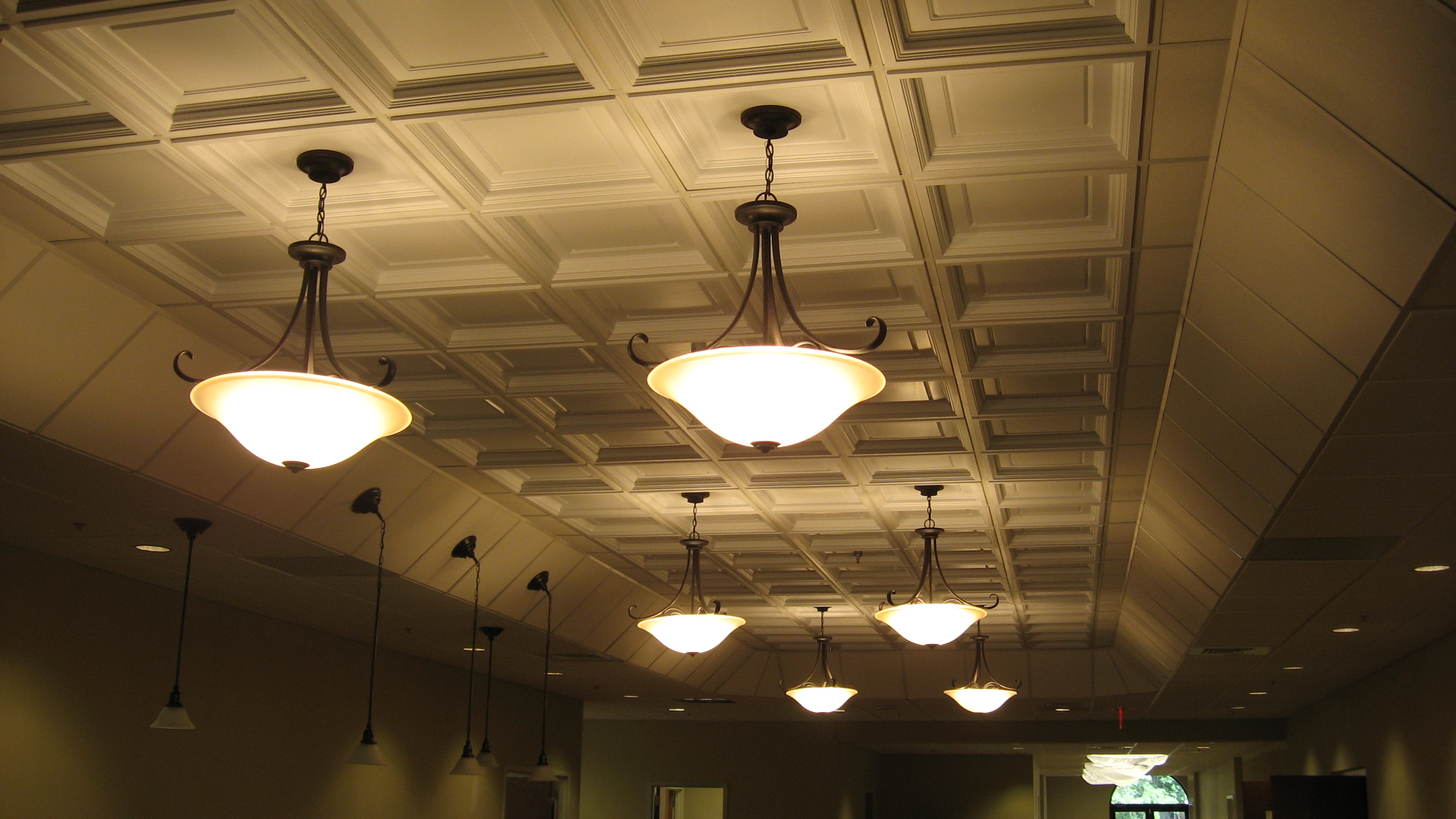Pvc coffered ceiling tiles madisonmadisonpvc1g doublecrazyfo Choice Image